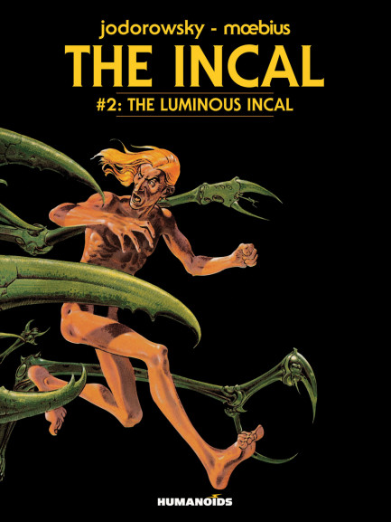 The Incal The Luminous Incal