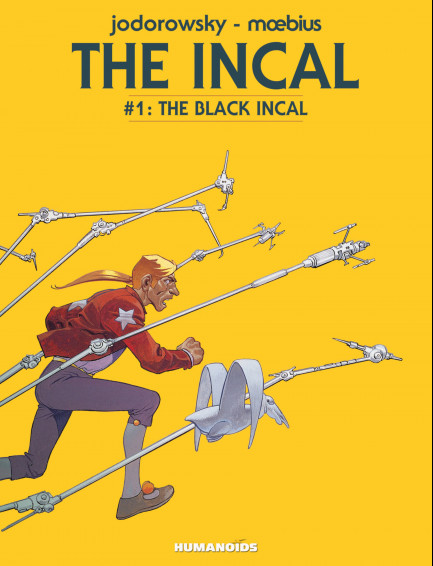 The Incal The Black Incal