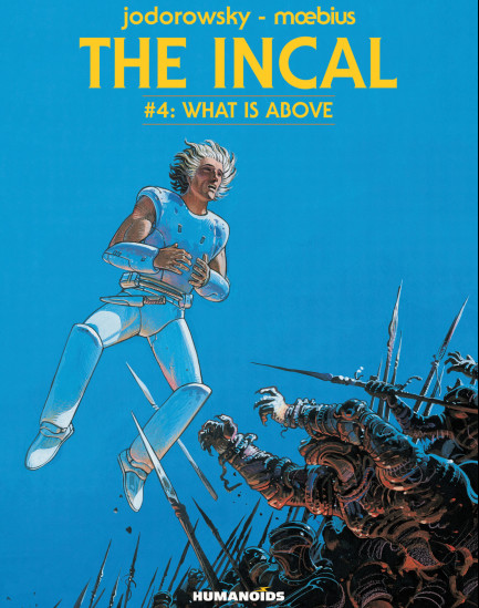 The Incal What is Above