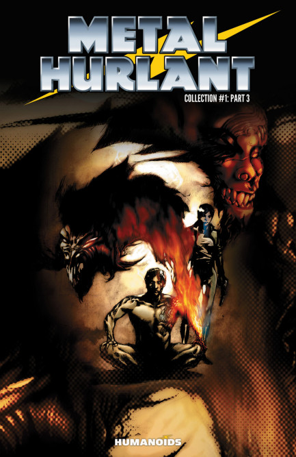 Metal Hurlant Collection Metal Hurlant Collection - Volume 3
