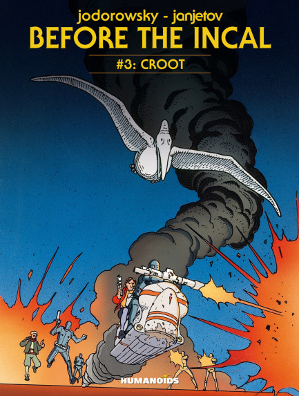 Before The Incal Croot
