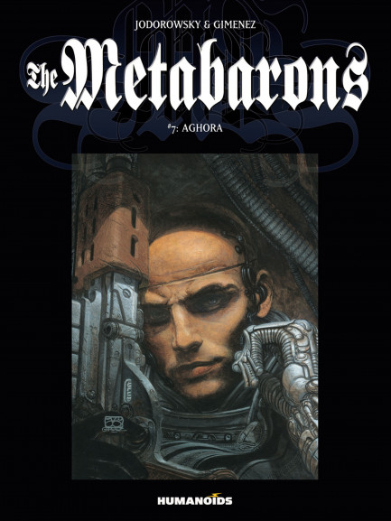 The Metabarons Aghora