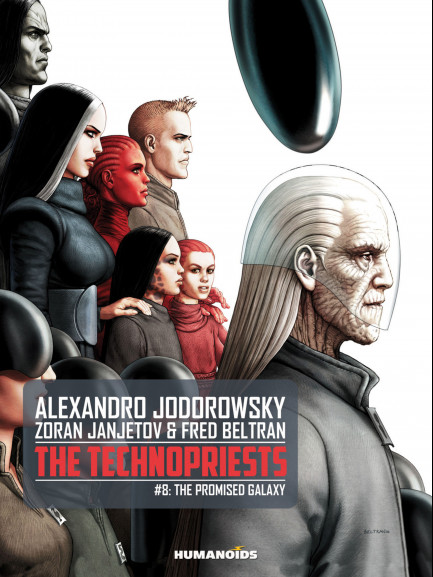 The Technopriests The Promised Galaxy
