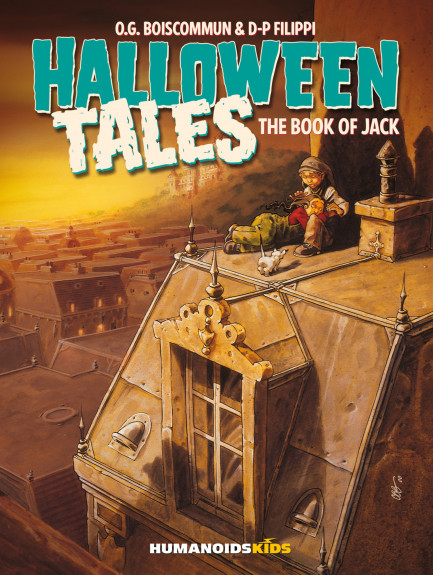 Halloween Tales The Book of Jack