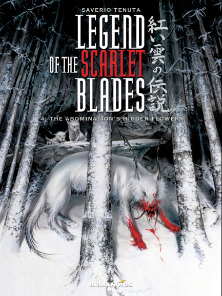 Legend of the Scarlet Blades The Abomination's Hidden Flower