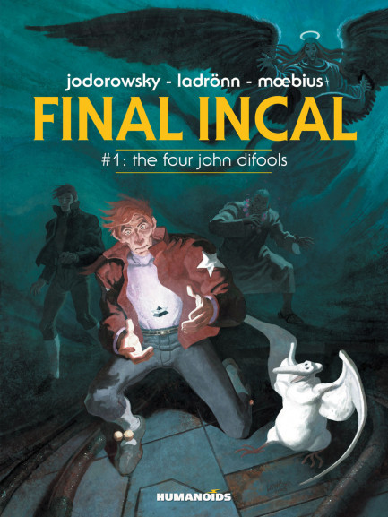Final Incal The Four John Difools