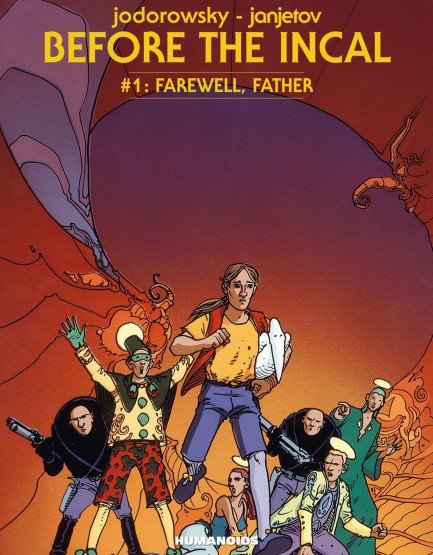 Before The Incal Farewell, Father