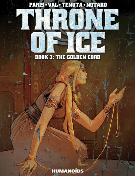 Throne of Ice The Golden Cord