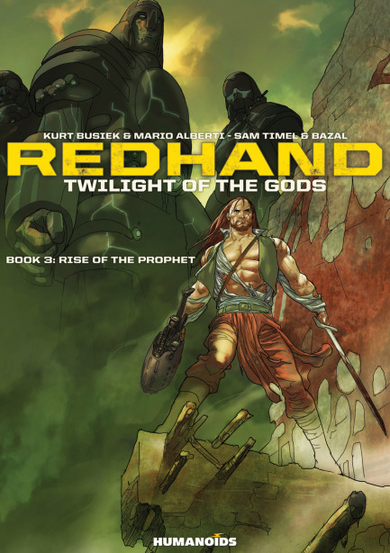 Redhand : Twilight of the Gods Rise of the Prophet