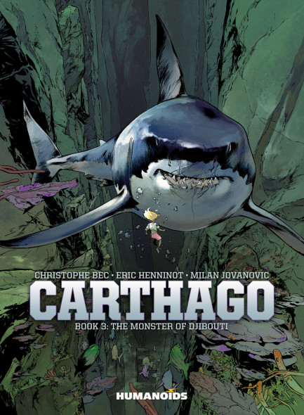 Carthago The Monster of Djibouti