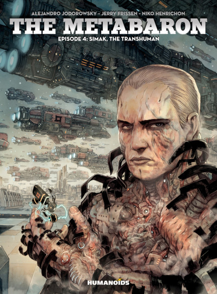 The Metabaron Simak, The Transhuman