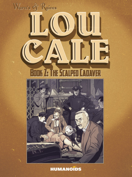 Lou Cale The Scalped Cadaver