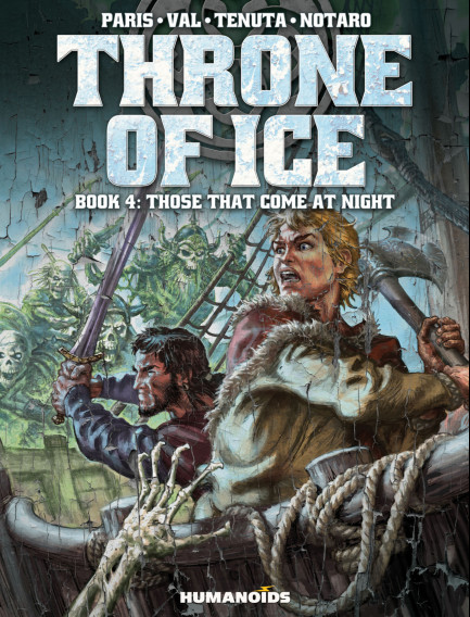 Throne of Ice Those that Come at Night