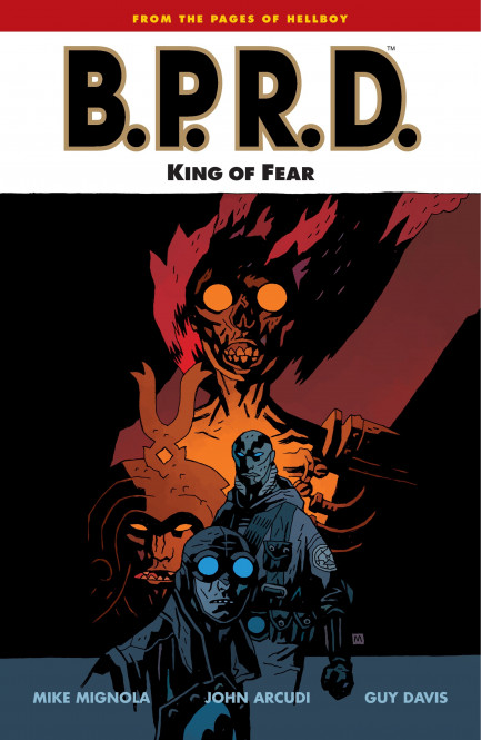 B.P.R.D. King of Fear