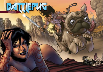 Battlepug Battlepug - Volume 1