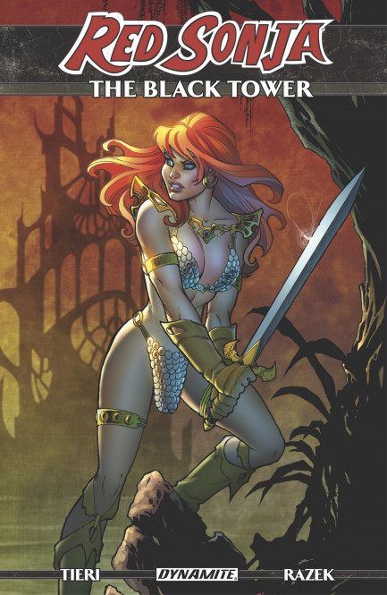Red Sonja Red Sonja: The Black Tower