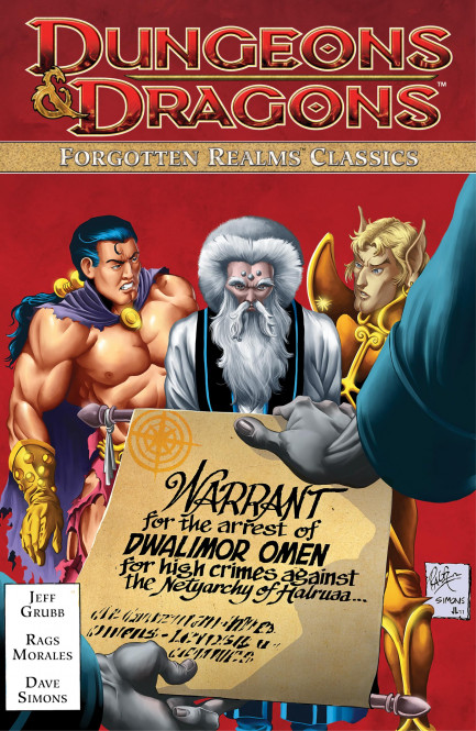 Dungeons & Dragons Forgotten Realms Classics Dungeons & Dragons Forgotten Realms Classics Vol. 2