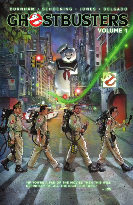 Ghostbusters Ghostbusters Volume 1
