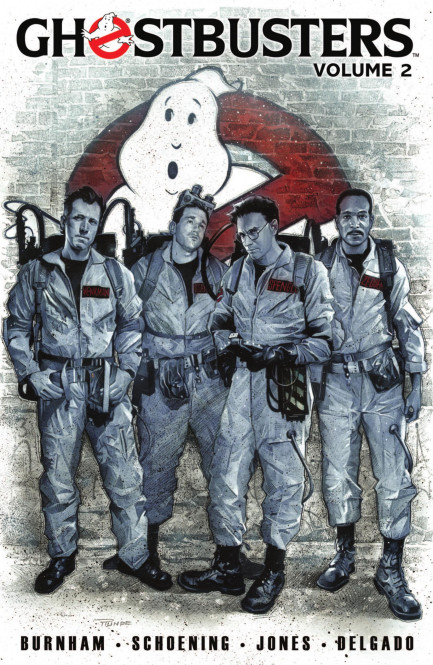 Ghostbusters Ghostbusters Vol. 2