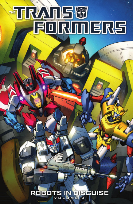 Transformers: Robots in Disguise Transformers: Robots in Disguise Vol. 3