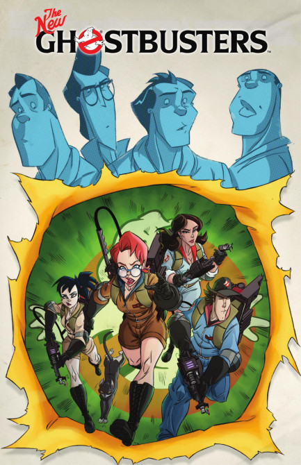 Ghostbusters Ghostbusters Vol. 5 - The New Ghostbusters
