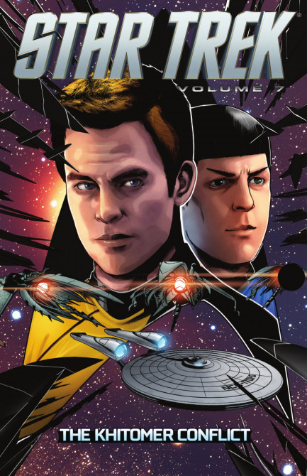 Star Trek Star Trek Vol. 7