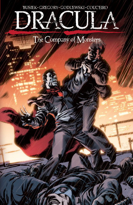 Dracula: Company of Monsters Dracula: Company of Monsters Vol.2