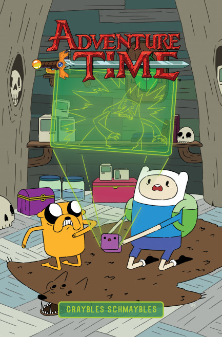 Adventure Time Adventure Time Original Graphic Novel Vol. 5: Graybles, Schmaybles