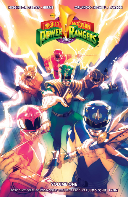Mighty Morphin Power Rangers Mighty Morphin Power Rangers Vol. 1