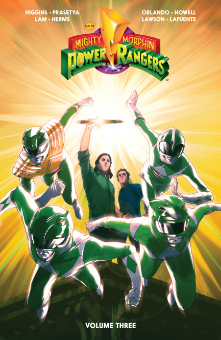 Mighty Morphin Power Rangers Mighty Morphin Power Rangers Vol. 3