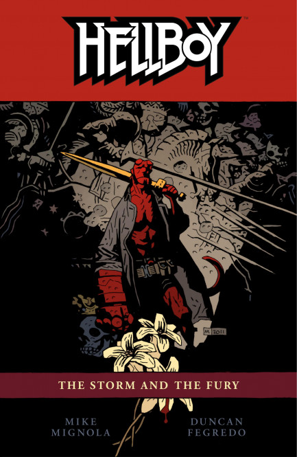 Hellboy Hellboy Volume 12: The Storm and the Fury