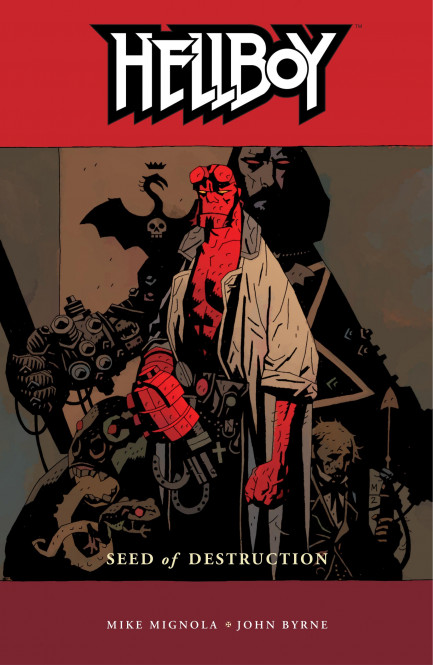 Hellboy Hellboy Volume 1: Seed of Destruction