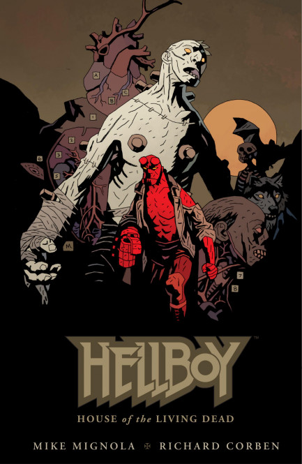 Hellboy Hellboy: House of The Living Dead