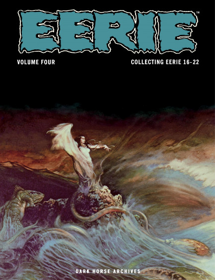 Eerie Archives Eerie Archives Volume 4