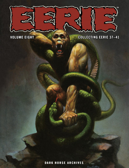 Eerie Archives Eerie Archives Volume 8