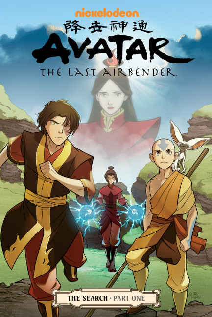 Avatar: The Last Airbender - The Search Avatar: The Last Airbender - The Search Part 1