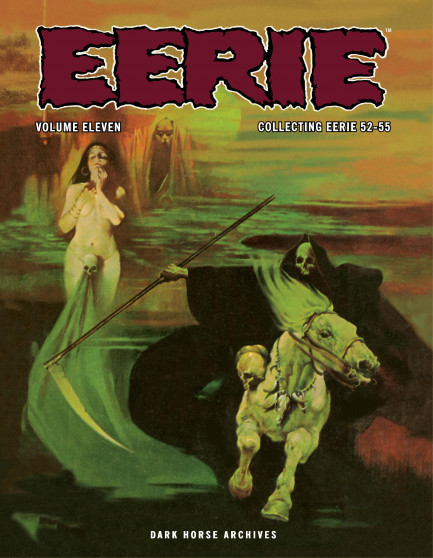 Eerie Archives Eerie Archives Volume 11