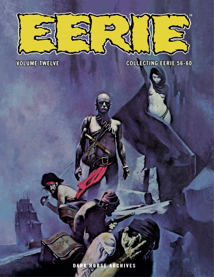Eerie Archives Eerie Archives Volume 12