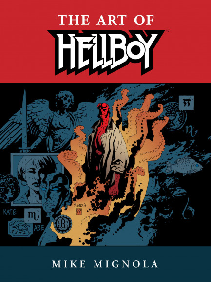 Hellboy Hellboy: The Art of Hellboy