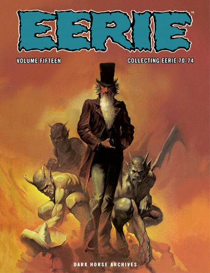 Eerie Archives Eerie Archives Volume 15