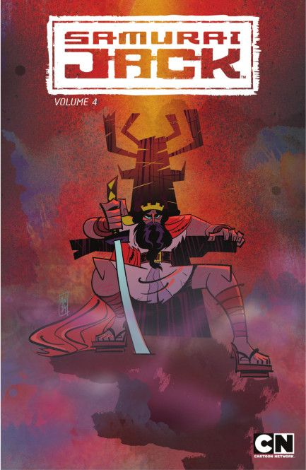 Samurai Jack Samurai Jack, Vol. 4: The Warrior-King