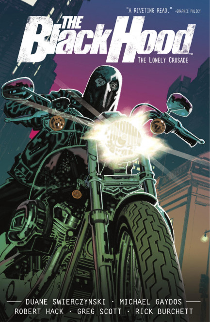 The Black Hood The Black Hood Volume 2