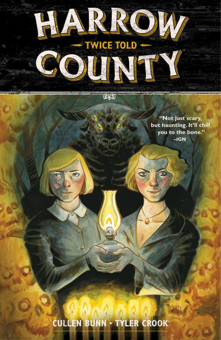 Harrow County Harrow County Volume 2: Twice Told