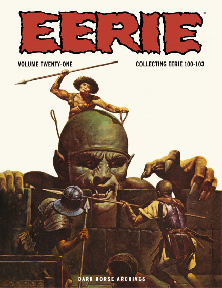 Eerie Archives Eerie Archives Volume 21