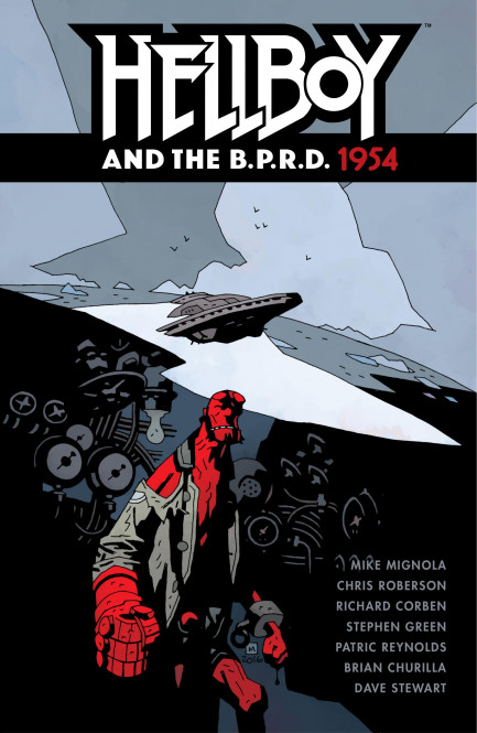 Hellboy and the B.P.R.D. Hellboy and the B.P.R.D.: 1954