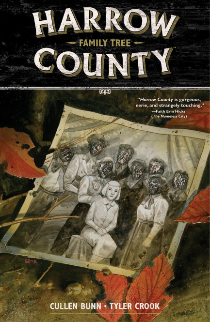Harrow County Harrow County Volume 4: Family Tree