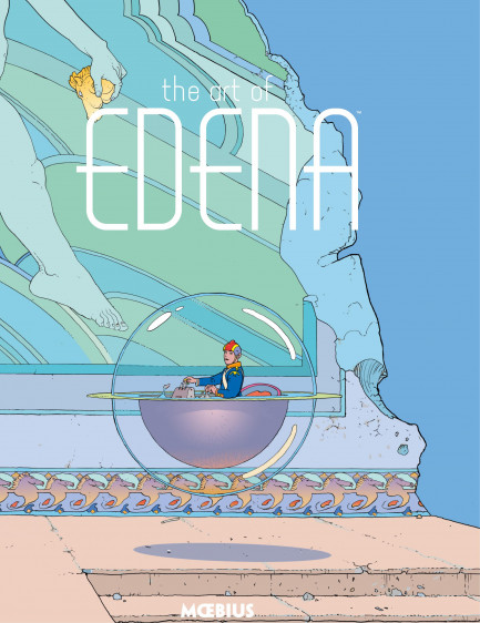 Moebius Library Moebius Library: The Art of Edena