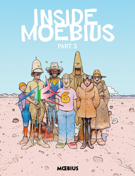 Moebius Library Moebius Library: Inside Moebius Part 3