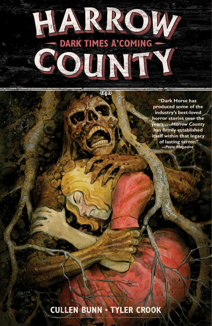 Harrow County Harrow County Volume 7: Dark Times A'Coming