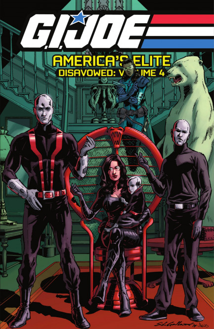 G.I. Joe: America's Elite - Disavowed GI Joe America's Elite - Disavowed, Vol. 4